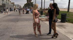Nabilla Benattia et Caroline Receveur dans Hollywood Girls - 25/10/12 - 01