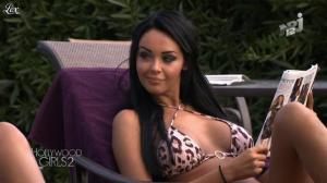 Nabilla Benattia dans Hollywood Girls - 26/10/12 - 12