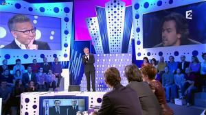 Natacha Polony dans On n'est pas Couché - 03/11/12 - 02