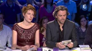 Natacha Polony dans On n'est pas Couché - 03/11/12 - 06