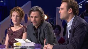 Natacha Polony dans On n'est pas Couché - 03/11/12 - 08