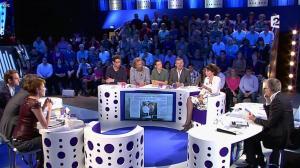 Natacha Polony dans On n'est pas Couché - 03/11/12 - 12