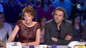 Natacha Polony dans On n'est pas Couché - 03/11/12 - 13