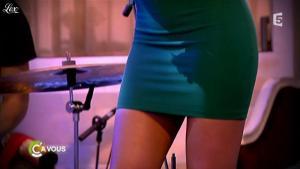 Nicole Scherzinger dans C à Vous - 01/06/11 - 04