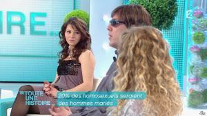Sabrina dans Toute une Histoire - 23/04/12 - 09