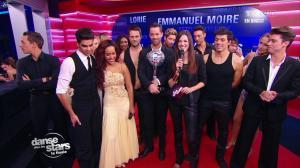 Sandra Lou dans Danse Avec les Stars - 01/12/12 - 01