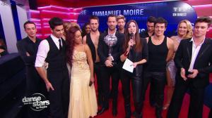 Sandra Lou dans Danse Avec les Stars - 01/12/12 - 02