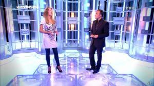 Sandrine Quétier dans 50 Minutes Inside - 03/09/11 - 02