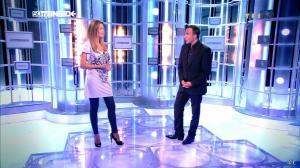 Sandrine Quétier dans 50 Minutes Inside - 03/09/11 - 03
