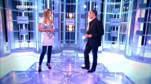 Sandrine Quétier dans 50 Minutes Inside - 03/09/11 - 04