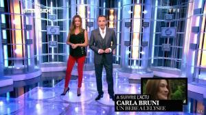 Sandrine Quétier dans 50 Minutes Inside - 15/10/11 - 01