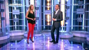 Sandrine Quétier dans 50 Minutes Inside - 15/10/11 - 04