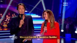 Sandrine Quétier dans Danse Avec les Stars - 22/10/11 - 02