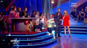 Sandrine Quétier dans Danse Avec les Stars - 22/10/11 - 06