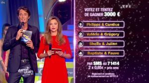 Sandrine Quétier dans Danse Avec les Stars - 22/10/11 - 07