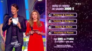 Sandrine Quétier dans Danse Avec les Stars - 22/10/11 - 08