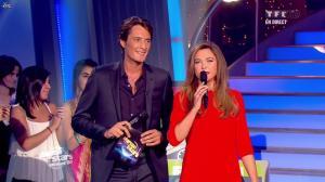 Sandrine Quétier dans Danse Avec les Stars - 22/10/11 - 09