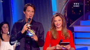 Sandrine Quétier dans Danse Avec les Stars - 22/10/11 - 10