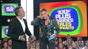 Sandrine Quétier dans les 100 Plus Grands - 03/09/11 - 04