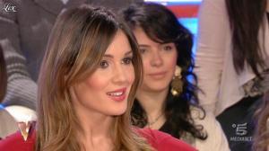 Silvia Toffanin dans Verissimo - 15/01/11 - 05
