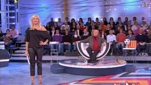 Simona Ventura dans Quelli Che - 13/01/08 - 30