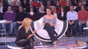 Simona Ventura dans Quelli Che - 13/01/08 - 37