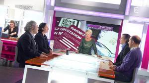 Sophie Davant dans C est au Programme - 21/11/12 - 050