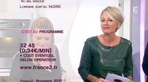 Sophie Davant dans c'est au Programme - 21/11/12 - 201
