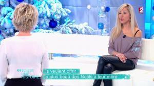 Sophie Davant et Kelly dans Toute une Histoire - 23/12/11 - 01