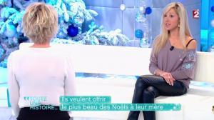 Sophie Davant et Kelly dans Toute une Histoire - 23/12/11 - 02