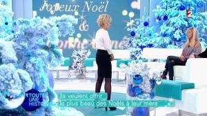 Sophie Davant et Kelly dans Toute une Histoire - 23/12/11 - 03