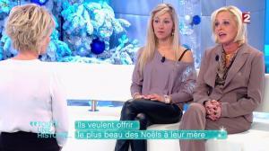 Sophie Davant et Kelly dans Toute une Histoire - 23/12/11 - 04