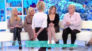 Sophie Davant et Kelly dans Toute une Histoire - 23/12/11 - 05