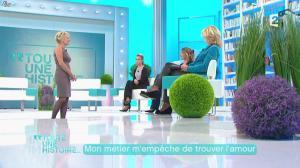 Sophie Davant et Laetitia dans Toute une Histoire - 31/10/11 - 05