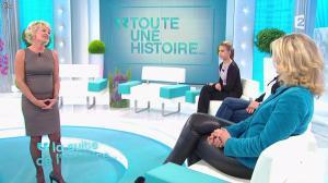Sophie Davant et Laetitia dans Toute une Histoire - 31/10/11 - 07