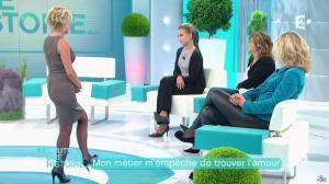 Sophie Davant et Laetitia dans Toute une Histoire - 31/10/11 - 28