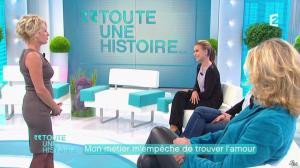 Sophie Davant et Laetitia dans Toute une Histoire - 31/10/11 - 30
