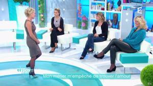 Sophie Davant et Laetitia dans Toute une Histoire - 31/10/11 - 32