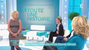 Sophie Davant et Laetitia dans Toute une Histoire - 31/10/11 - 34