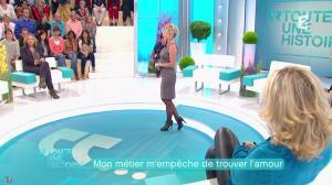 Sophie Davant et Laetitia dans Toute une Histoire - 31/10/11 - 36
