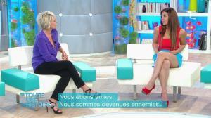 Sophie Davant et Lydia dans Toute une Histoire - 13/09/12 - 02