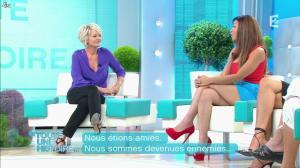 Sophie Davant et Lydia dans Toute une Histoire - 13/09/12 - 04