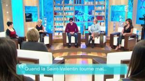 Sophie Davant et Patricia dans Toute une Histoire - 10/02/11 - 01