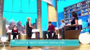 Sophie Davant et Patricia dans Toute une Histoire - 10/02/11 - 02