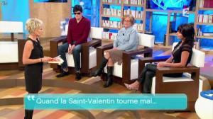 Sophie Davant et Patricia dans Toute une Histoire - 10/02/11 - 07
