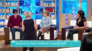 Sophie Davant et Patricia dans Toute une Histoire - 10/02/11 - 09