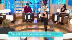 Sophie Davant et Patricia dans Toute une Histoire - 10/02/11 - 12