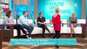 Sophie Davant et Sylvia dans Toute une Histoire - 16/03/11 - 08