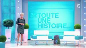Sophie Davant dans Toute une Histoire - 05/10/12 - 02