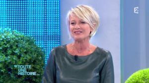 Sophie Davant dans Toute une Histoire - 05/10/12 - 03